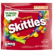 Skittles Original Sharing Size