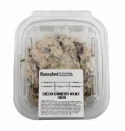 Hannaford Chicken Cranberry & Walnut Salad