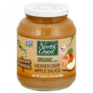 North Coast Organic Honeycrisp Apple Sauce