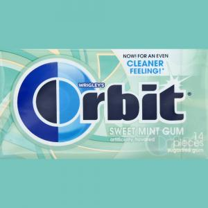 Orbit Sweet Mint Gum