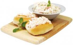 Hannaford Seafood Salad