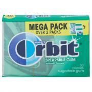 Orbit Spearmint Sugar Free Gum