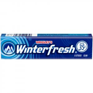 Wrigley's Winterfresh Gum