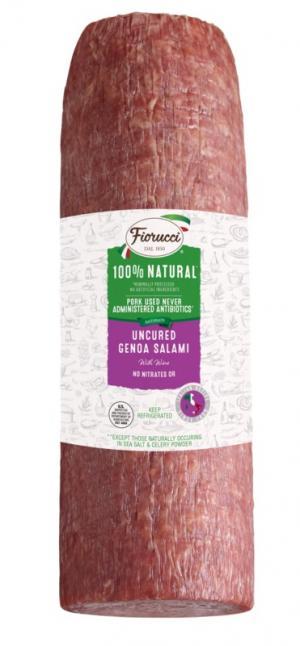Fiorucci All Natural Genoa Salami
