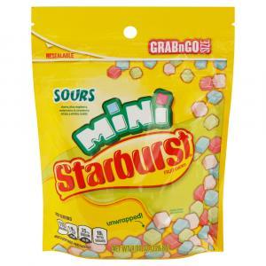 Starburst Minis Sours Fruit Chews