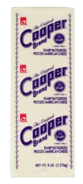 Cooper Sharp White Cheese