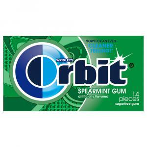 Orbit Sugar Free Spearmint Gum