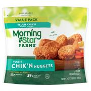 Morning Star Farms Veggie Classics Chik'n Nuggets Value Pack