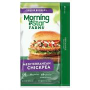 Morning Star Farms Mediterranean Chickpea Burger