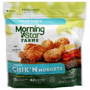 Morning Star Farms Chik'N Nuggets