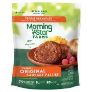 Morning Star Farms Breakfast Sausage Patties