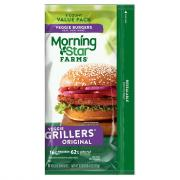 Morning Star Farms Grillers Original Burger Value Pack
