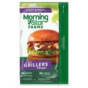 Morning Star Farms Griller Prime Burger