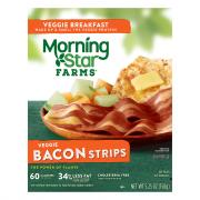 Morning Star Farms Breakfast Strips