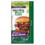 Morning Star Farms Spicy Black Bean Burger Value Pack