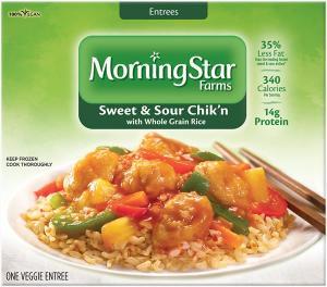 Morningstar Farms Sweet & Sour Chicken