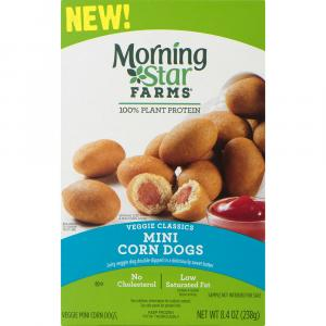 Morningstar Farms Veggie Mini Corn Dogs
