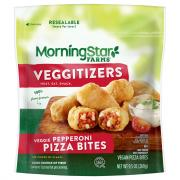 Morning Star Farms Veggitizers Veggie Pepperoni Pizza Bites