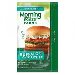 Morning Star Farms Buffalo Chik Patties