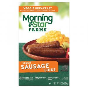 Morning Star Farms Breakfast Links