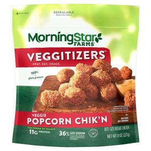 Morningstar Farms Veggie Popcorn Chik'n
