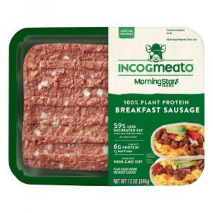 Incogmeato Ground Breakfast Sausage