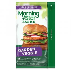 Morning Star Farms Garden Grilled Patties