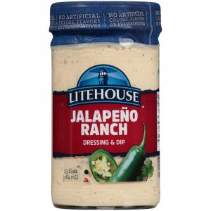 Litehouse Jalapeno Ranch Dressing & Dip
