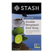 Stash Double Bergamot Earl Grey Tea Bags