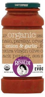 Francesco Rinaldi Organic Onion & Garlic Pasta Sauce