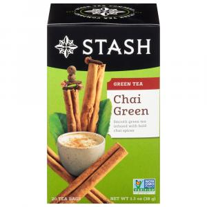 Stash Green Chai Tea Bags