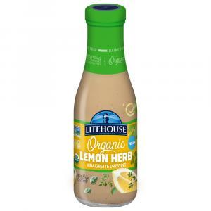 Litehouse Organic Lemon Herb Vinaigrette Dressing