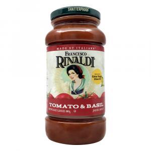 Francesco Rinaldi Tomato & Basil Hearty Pasta Sauce