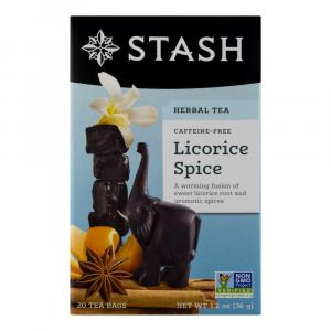 Stash Licorice Spice Tea Bags