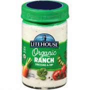 Litehouse Organic Ranch Dressing & Dip