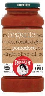 Francesco Rinaldi Organic Pomodoro Pasta Sauce