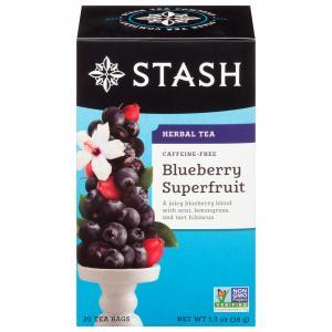 Stash Blueberry Superfruit Tea Bags