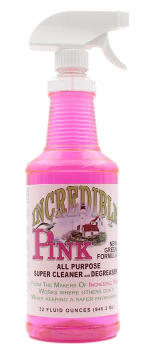 Incredible Pink Spray Cleaner