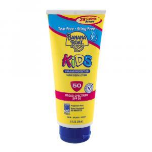 Banana Boat Kids SPF50 Broad Spectrum Sunscreen Lotion