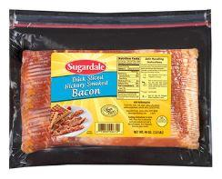 Daily's Flat Sliced Bacon