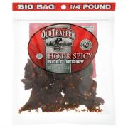 Old Trapper Hot & Spicy Beef Jerky
