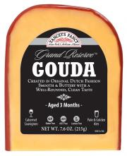 Yancey's Fancy Gouda Wedge