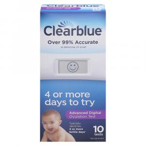 Clearblue Advanced Digital Ovulation Tests