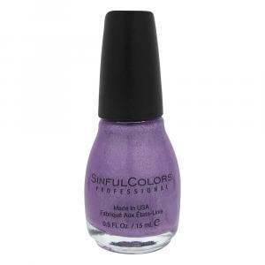 Sinful Colors Nail Color - Purple Diamond