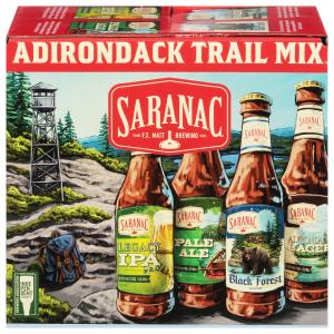Saranac Trail Mix Ale