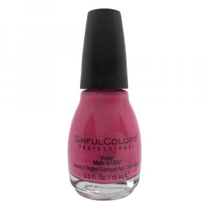 Sinful Colors Nail Color - Cream Pink