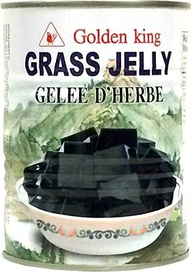 Golden King Grass Jelly