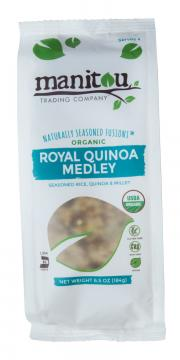 Manitou Organic Royal Quinoa Medley