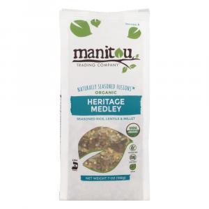 Manitou Organic Heritage Medley