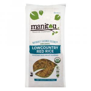 Manitou Organic Lowcountry Red Rice